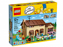 Конструктор LEGO The Simpsons 71006 Дом Симпсонов