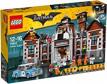 Конструктор LEGO The Batman Movie 70912 Клиника Аркхэм