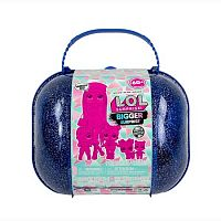 Чемодан L.O.L. Surprise Exclusive Winter Disco Bigger Surprise (60+ сюрпризов), 553008