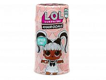 Кукла-сюрприз MGA Entertainment в шаре LOL Surprise 5 Hairgoals 557050