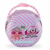 Кукла-сюрприз MGA Entertainment в шаре LOL Surprise Ooh La La Baby Surprise Lil Kitty Queen, 562474
