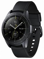 Умные часы Samsung Galaxy Watch 42мм midnight black/onyx black