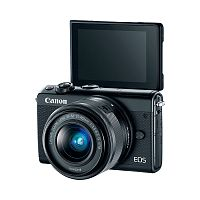 Canon EOS M100+EF-M15-45 IS STM Kit Black Чёрный