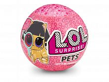 Игровой набор MGA Entertainment LOL Surprise Eye Spy Pets 552116